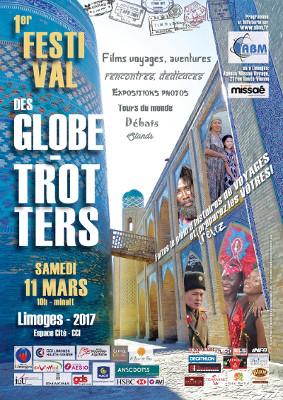 Limoges 1er festival des globe trotters maison des for Maison du monde limoges